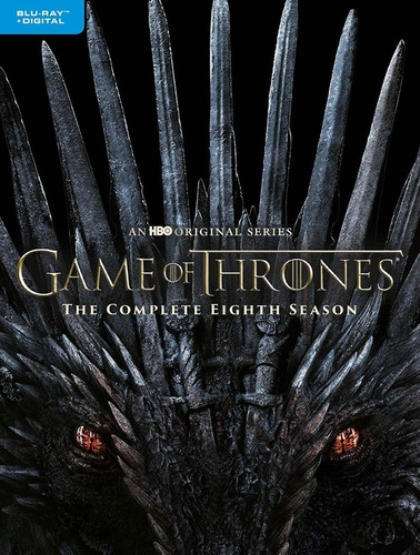 Blu-ray Game Of Thrones Season 8 / Temporada 8