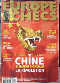 Xadrez - Europe Echecs - N 579 - Jul-ago 2008