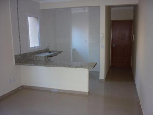 Apartamento Residencial À Venda, Jardim Paulistano, Ribeirão Preto. - Ap0252