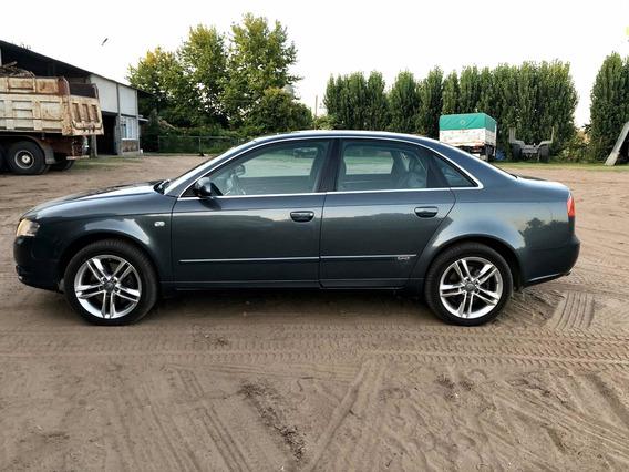 Audi A4 3.2 Fsi Tiptronic Quattro
