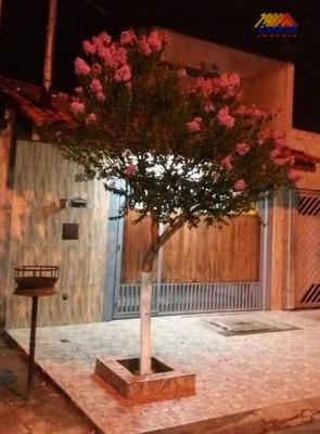 Casa Com 2 Dormitórios À Venda, 156 M² Por R$ 350.000 - Jundiapeba - Mogi Das Cruzes/sp - Ca0637