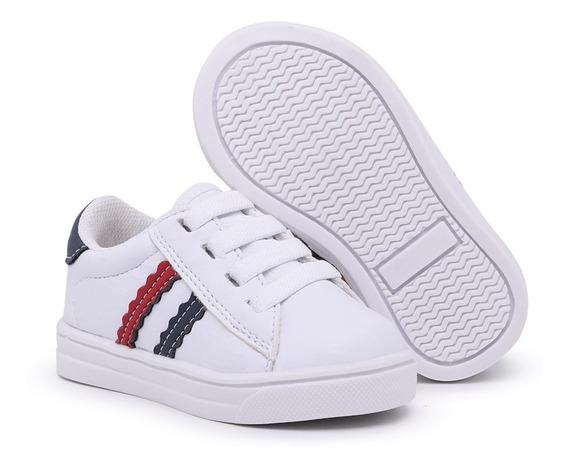 Sapato De Criança Infantil Bebê Masculino Menino Moda