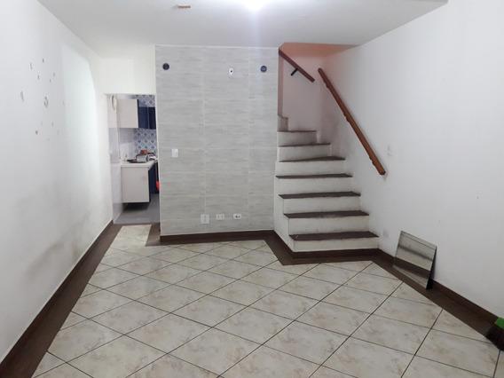 Sobrado 2 Dorms 2 Vagas Churrasqueira Ref Fl11