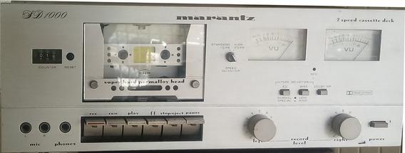 Tape-deck Marantz Sd 1000 Estéreo Cassette (leia O Anuncio)