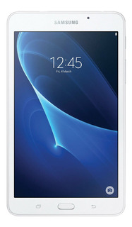 "Tablet Samsung Galaxy Tab A SM-T280 7"" 8GB white con memoria RAM 1.5GB"
