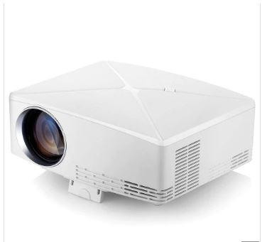 Projetor C80 2200 Lumens Resolução Hd Nativa Branco