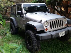 Jeep Wrangler 2009 4x4 Suspension Alta Llantas 35 Mud