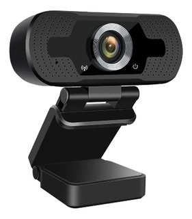 Webcam Full Hd Con Microfono Hd 1080p P/ Skype Zoom Meetings