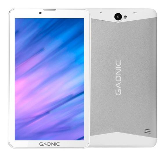 Tablet Gadnic 7 Pulgadas Android - Chip Celular Dual Sim 3g