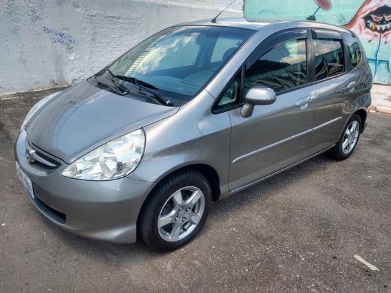 Honda Fit Lxl 2008 Gasolina. Cambio Novo Na Garantia ! Lindo