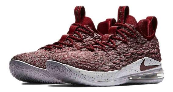 Zapatos Botas Botines Basket Nike Lebron 15 Low