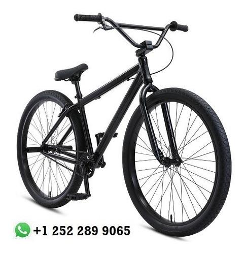 Imagen 1 de 1 de Se Bike Stealth Black Big Flyer 29er 29  Bmx Bike