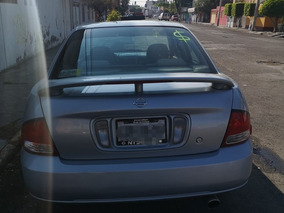 Nissan Sentra Gxe L2 5vel Aa Ee Abs Qc Mt 2002
