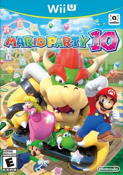 Mario Party 10 - Digital Wii U