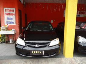 Honda Civic 1.7 Lxl Aut. 4p