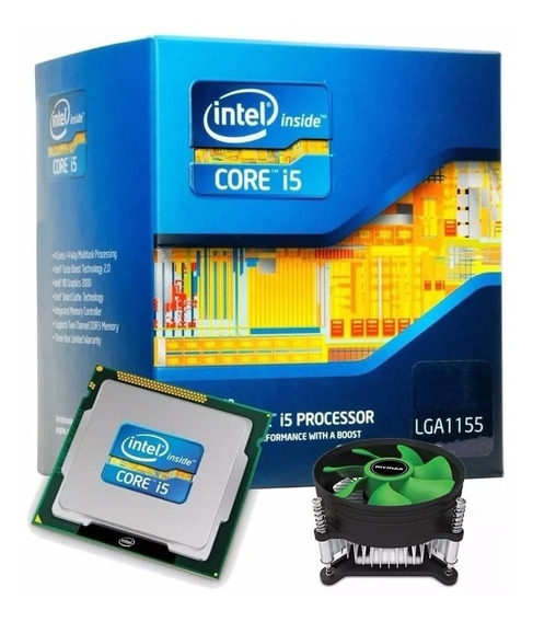 Processador I5 3470 Lga 1155 3,20ghz - Turbo Max. 3,60ghz