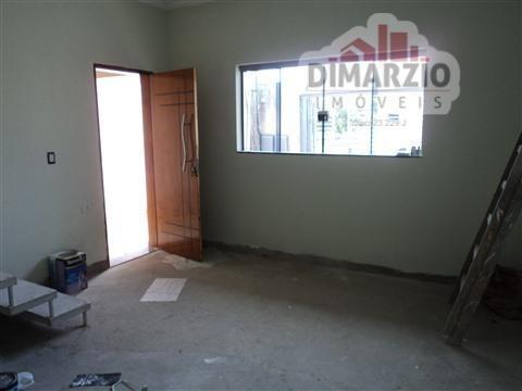 Casa Residencial À Venda, Parque Nova Carioba, Americana - Ca0453. - Ca0453