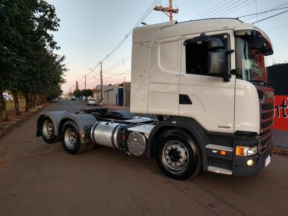 Scania G360 6x2 Automatica Impecavel