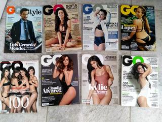 Revista Gq Precio Por Unidad