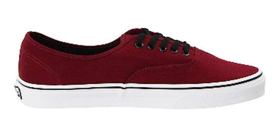 0qer5u8 Tenis Vans Authentic Tinto Unisex