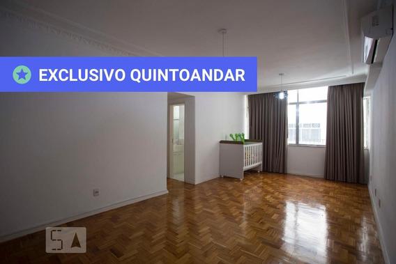 Apartamento No 4º Andar Com 2 Dormitórios E 1 Garagem - Id: 892947444 - 247444