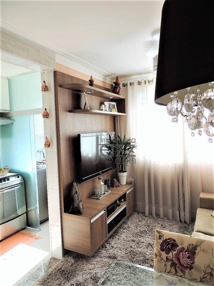 Apartamento Repaginado Com 2 Dormitórios À Venda, 52 M² Por R$ 260.000 - Parque Prado - Campinas/sp - Ap3529