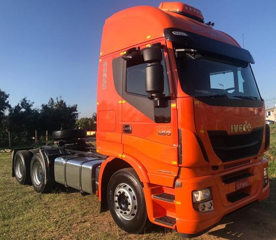 Iveco Stralis 480 - Hiway - 6x4 - 2014