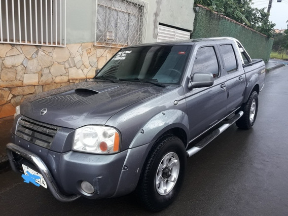 Nissan Frontier 2.8 Se / Cab. Dupla / 4x4 / Mwm / Couro/ Abs