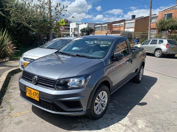 Volkswagen Saveiro 2019