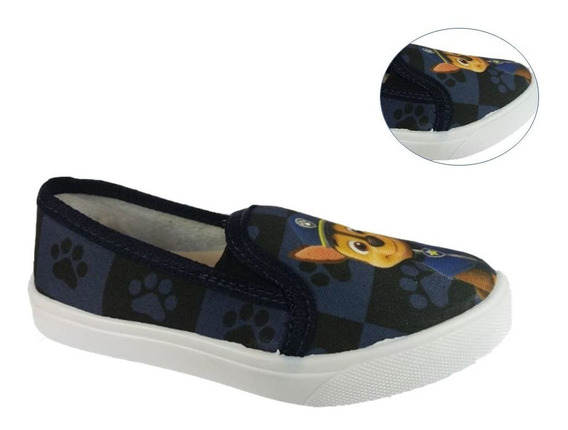 Slip-on Personagem Calce Facil Kids Confort Menino 007917