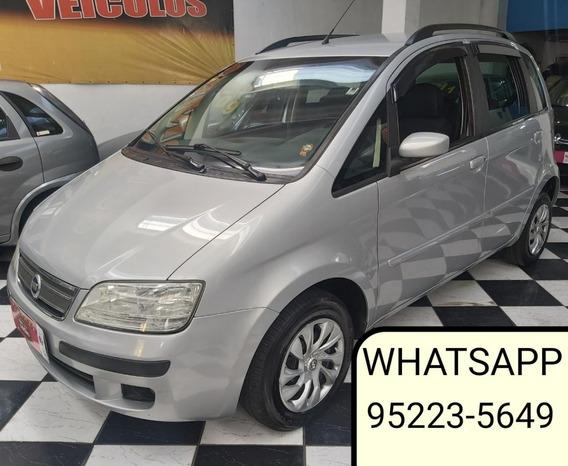 Fiat Idea Elx 1.4 Flex 2007 Completo Financiamos Em Até 48x
