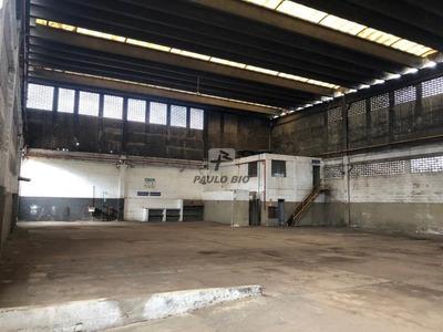 Galpao Industrial - Piraporinha - Ref: 6739 - V-6739
