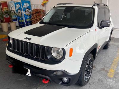 Jeep Renegade 2.0 Trailhawk 4x4 Aut. 5p 2015