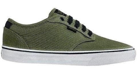 Zapatillas Vans Atwood Deluxe Lona Skate Dep