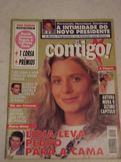 Revista Contigo Nº 995 - Vera Fisher - Outubro 1994