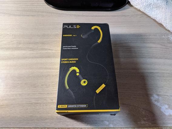 Fone De Ouvido Esportivo Pulse Earhook Ph205 Usado