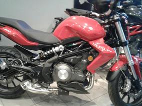 Benelli Tnt 300 Roja