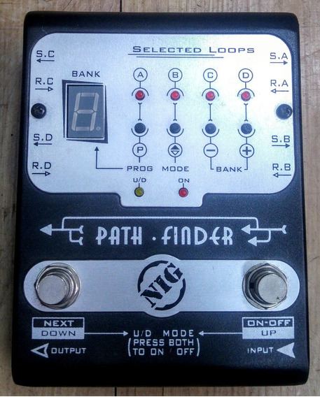 Pedal Nig Path Finder - Dusom