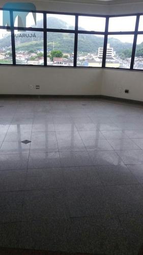 Imagem 1 de 21 de Sala Comercial A Venda No Bairro Vila Santa Rosa Em Guarujá - 652-1