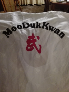 Dobok Moondo (adulto)
