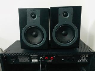 Monitores De Estudio M-audio Bx5a