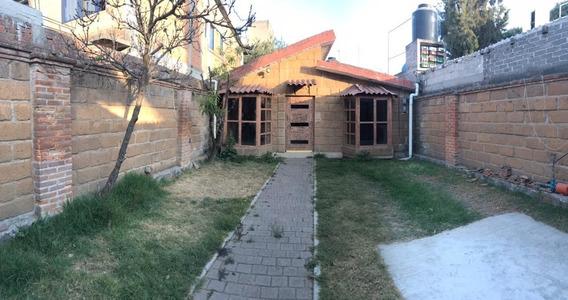 Bonita Casa Tipo Cabaña Para Rentar Por El Sur De La Cdmx!!