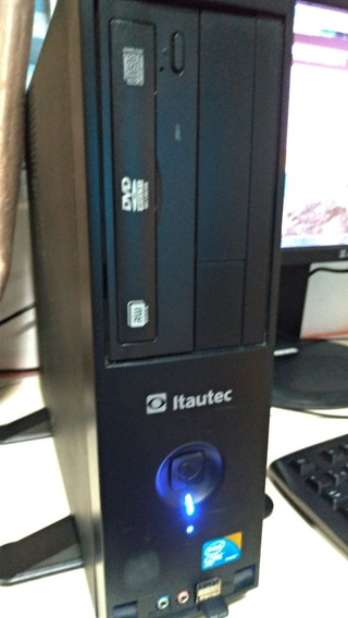 Computador Intel Itautec St4273 Core I5 + 4gb Ddr3 + Hd 500