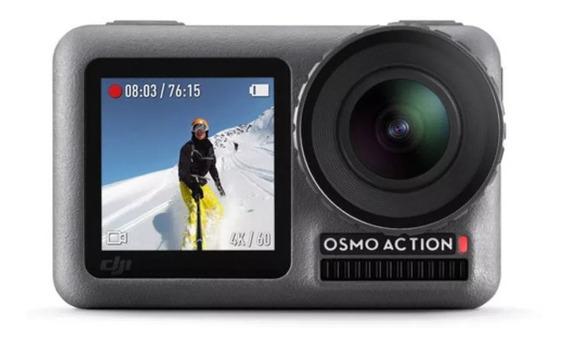 Câmera Profissional De Ação Dji Osmo Action 4k