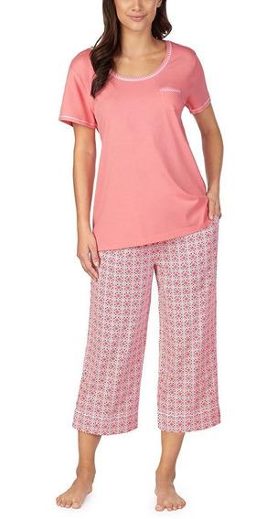 Pijama 2 Piezas Nautica Original Para Dama