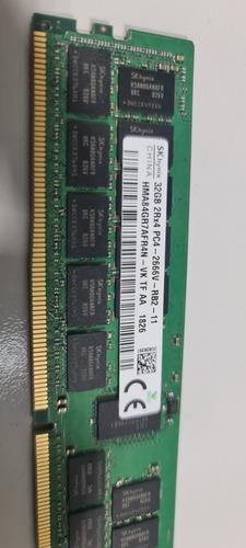 Memória Servidor Hynix 32gb Ddr4 2666mhz Dell Hp Ibm Lenovo