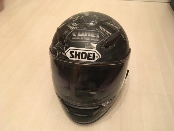 Capacete Shoei Rf 1100 Preto Tamanho 60