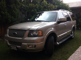 Ford Expedition 5.4 Limited Piel 4x4 At