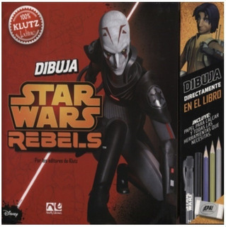 Dibuja Star Wars Rebels
