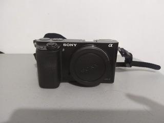 Camara Sony Alpha A6000 Solo Cuerpo + Envío Gratis